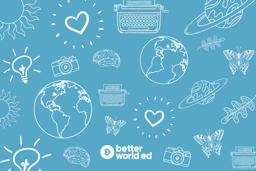 Teaching For A Better World: Bring Your Online Professional Development To Life