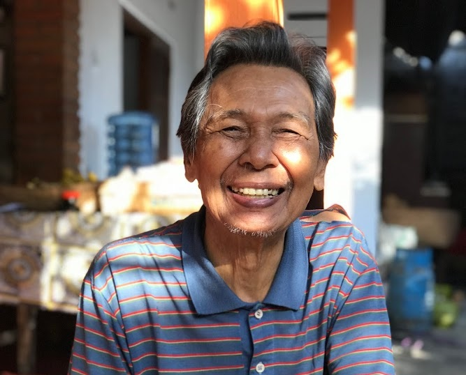 I Am Ketut Madra :: Meeting Mentors